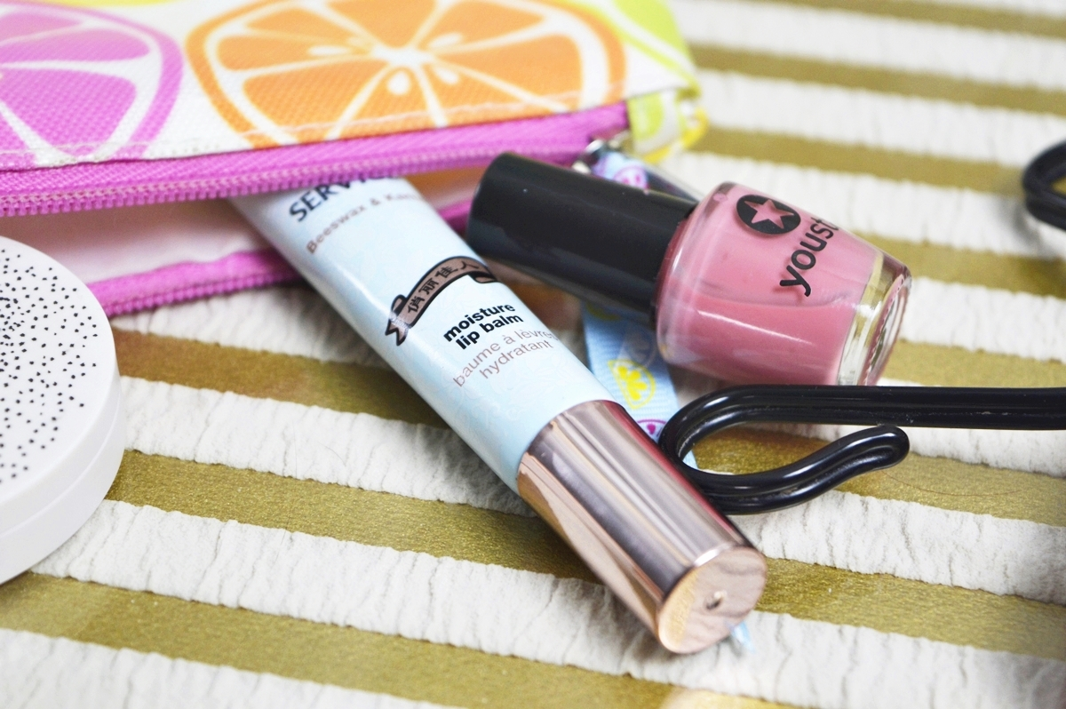 What's in my BeautyBag Rituals Lip Balm