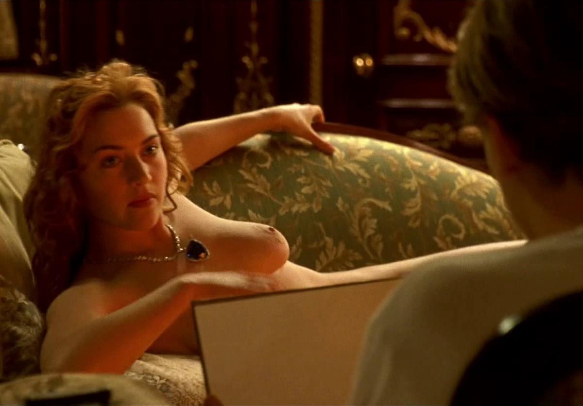 titanic girl naked