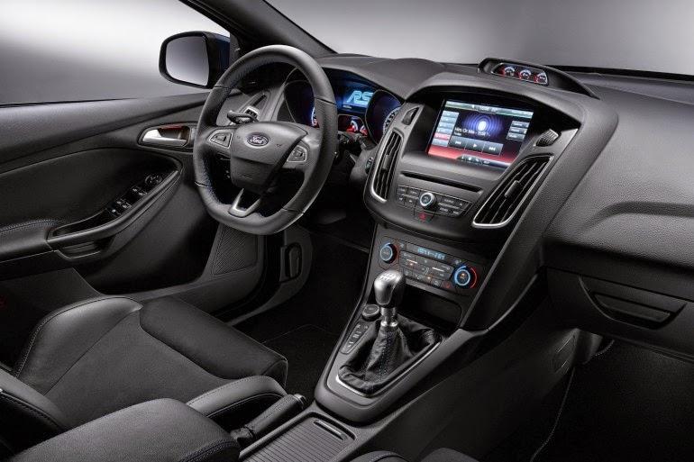 Форд Фокус РС 2015-2016