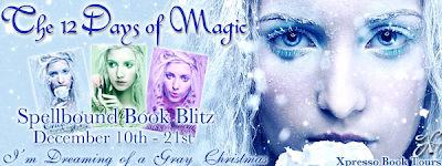 12 Days of Magic Book Blitz: Spellbound by Nikki Jefford *Giveaway*