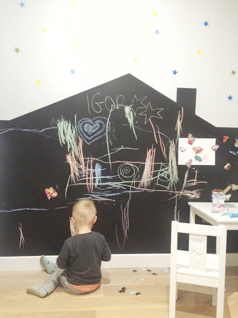 dekoracje pokoju dziecięcego zrób to sam