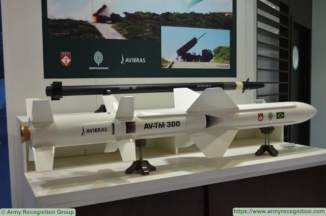 Resultado de imagen para MTC-300 brazilian missile