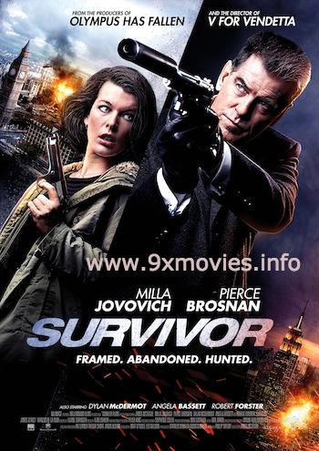 Survivor 2015 Dual Audio Hindi 480p BluRay 300MB