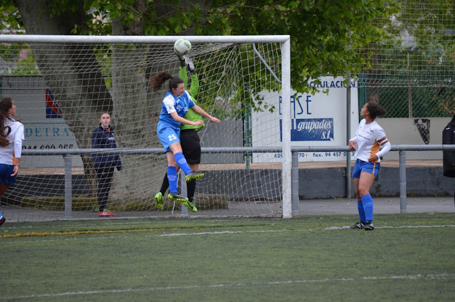 Última jornada de liga Vasca Pauldarrak B frente a Añorga B