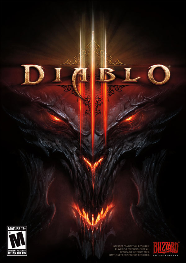 Diablo III Download Cover Free Game