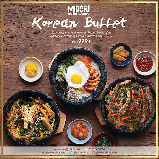 Midori Hotel Clark Korean Buffet