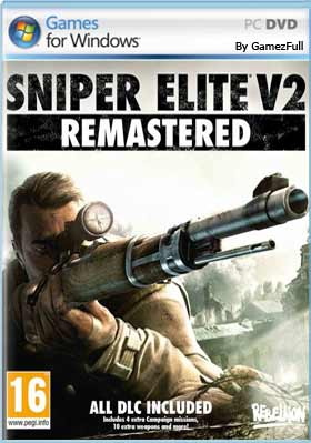 Sniper Elite V2 Remastered PC Full Español