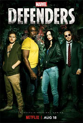 The Defenders Temporada 1 Completa HD 720p Latino