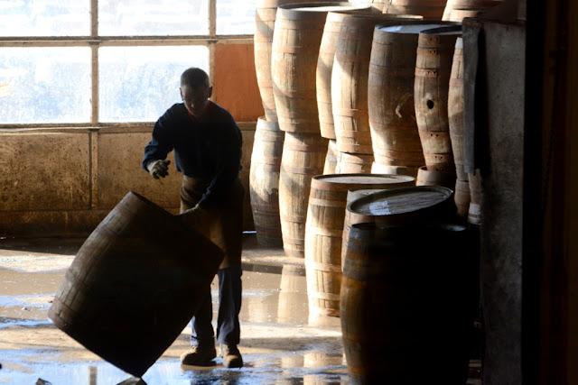 schotland, aberlour, speyside, single-malt whisky, whisky-tour speyside, whiskyvaten,aberlour distillery