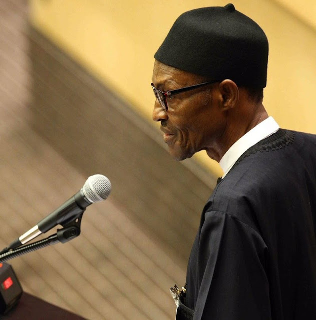 Climate change: Buhari signs Paris agreement