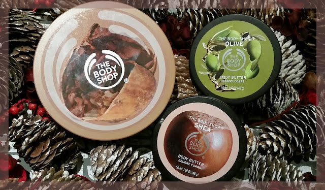 THE BODY SHOP Body Butters - masełka do ciała