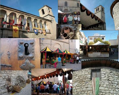 Mercado Medieval de Torredonjimeno, Jaén.