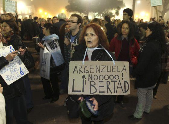 Argenzuela - die ultimative Hoffnung aller werktätigen Massen und eine neue bolivarische Republik, die dem Imperialismus des Nordens den Garaus machen wird; wir werden noch davon hören!