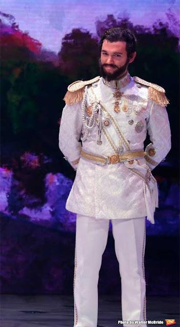 Czar Nicolau II no Musical