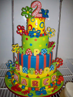 Boys 2nd Birthday Cakes Designs