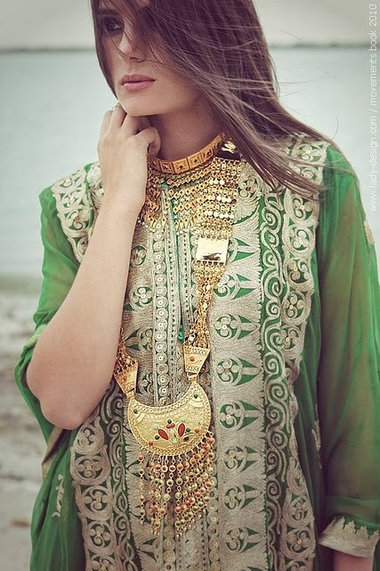 Omani Women S Clothing