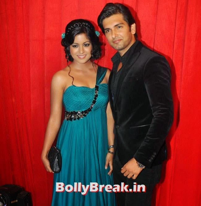 Ishita Dutta and Akash Garg