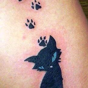 Tatuagens de Bichinhos