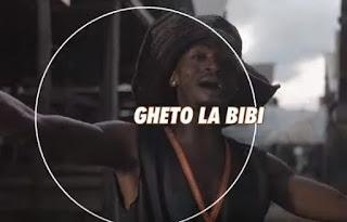 (OFFICIAL VIDEO) Sholo Mwamba – GHETTO LA BIBI