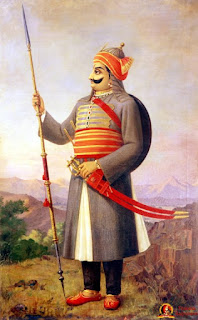 Biography of Maharana Pratap Panna Dhay Part 2