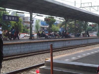 Alamat Stasiun Duri