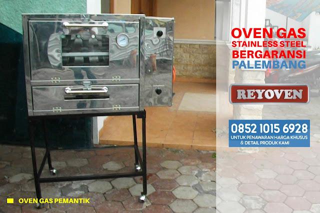 Jual Oven Gas Stainless steel di Palembang
