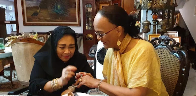 Taklukan PDIP di Jateng, Kubu Prabowo Andalkan Putri Bung Karno