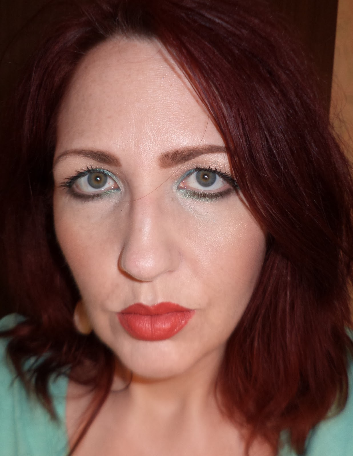 Makeup Junkie All About Mac Brushes Foundation: I Am THE Makeup Junkie: The Orange You Loving Orange Lips