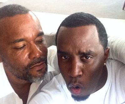 Choi! 50cent insinuated that Empire creator Lee Daniels and Diddy have a secret gay affair