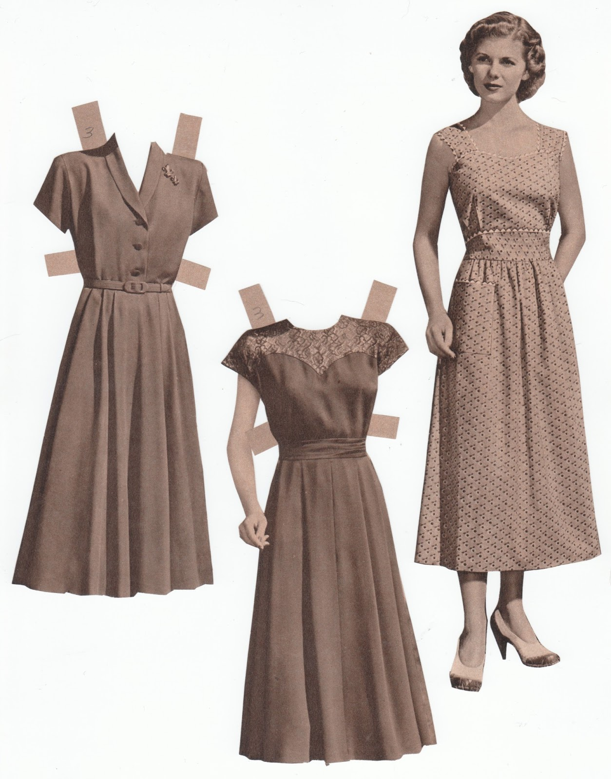 Essay 1940 S Fashion: The Paper Collector: March 2013