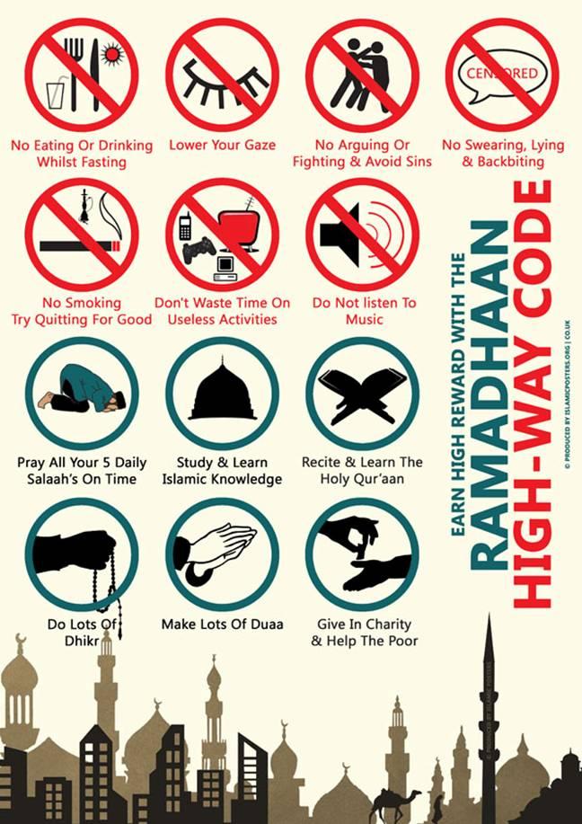 Ramadan AlMubarak akan kembali lagi...rindunya aku