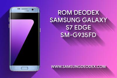 ROM DEODEX SAMSUNG G935FD