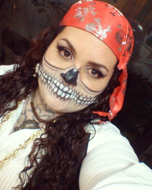 we have a tendency to love the pirate day costume for Halloween because it is so versatil ✘ 21+ Crazy Pirate Day Makeup Ideas That Are Perfect For Halloween 2020