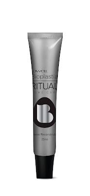 Lowell - Ampola Bioplastia Ritual Home Care – Creme Reconstrutor - 25 ml