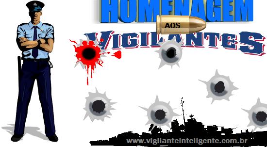 homenagem aos vigilantes