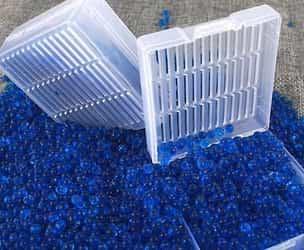 silica gel dry box