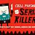 Cell Phones are Serial Killers: What Gadgets Have They Maimed, Mangled And Murdered [Infographic]