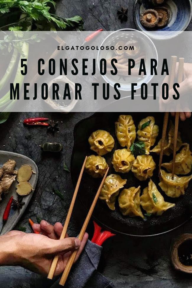 conoce los mejores consejos para mejorar tus fotos de comida. food photography en caracas vía elgatogoloso.com