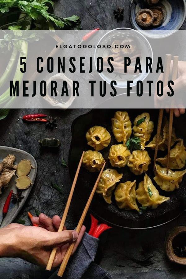 ¿Cocinas rico pero tus fotos son pésimas?