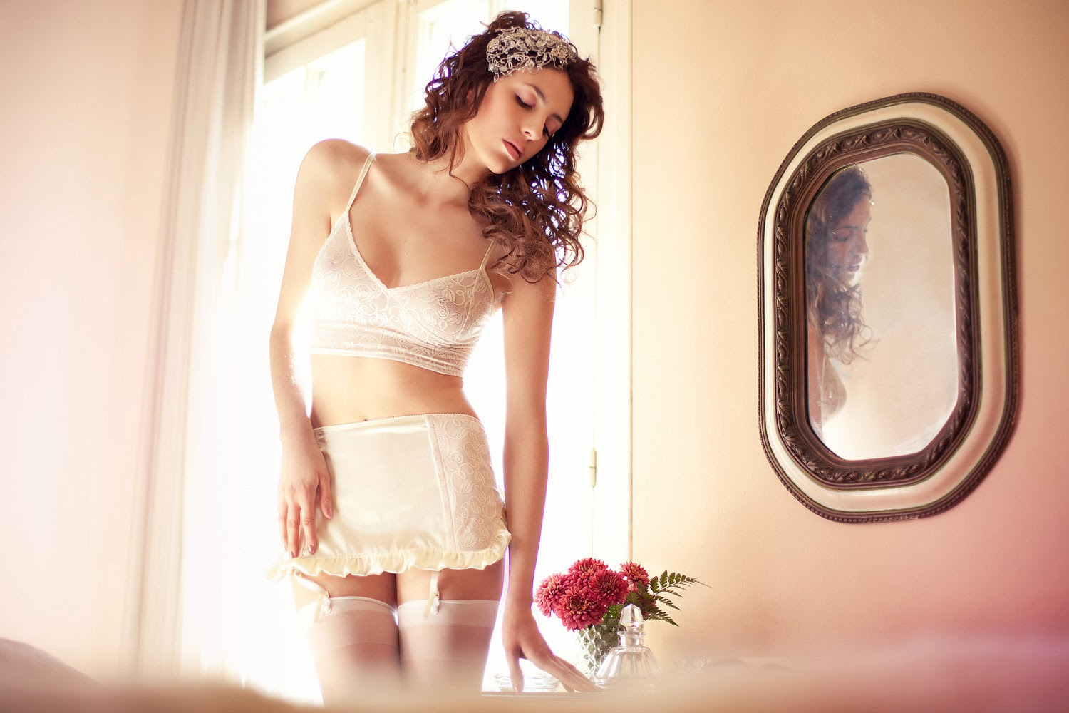 Choosing A Bridal Lingerie Set