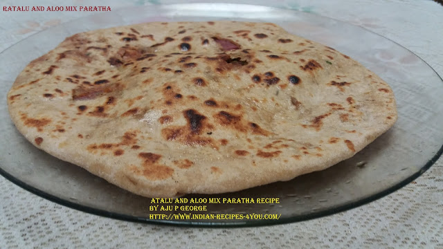 http://www.indian-recipes-4you.com/2017/03/ratalu-and-aloo-mix-paratha-recipe-by.html
