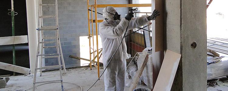 Rubina Resort Fireproof Paint For Steel Beams
