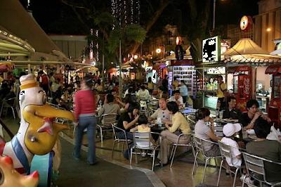 Pasar Malam Jalan Semarang