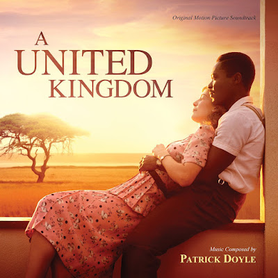 A United Kingdom Soundtrack Patrick Doyle