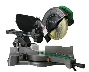 Hitachi C8FSE Sliding Power Miter Saw