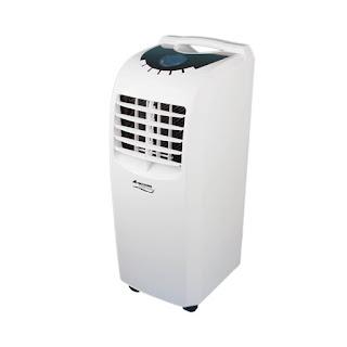 แอร์เคลื่อนที่ รุ่น AC-09NPA1 สีขาว 9000 BTU Air Purifier : AC-09NPA1 White Color 9000 BTU
