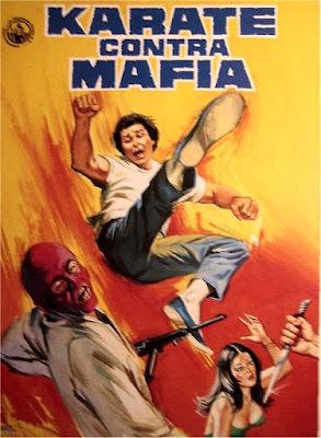 Kárate contra mafia