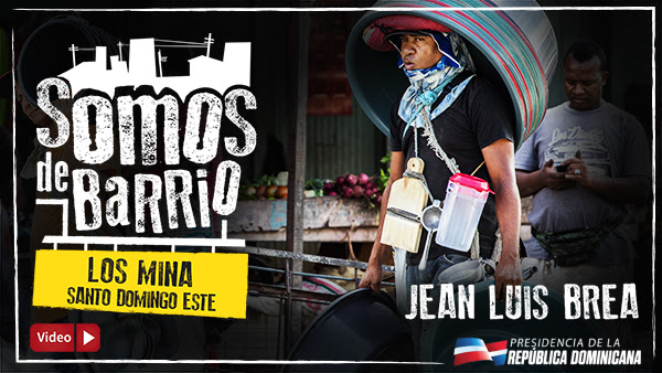 VIDEO: Los Mina. Santo Domingo Este. Jean Luis Brea.