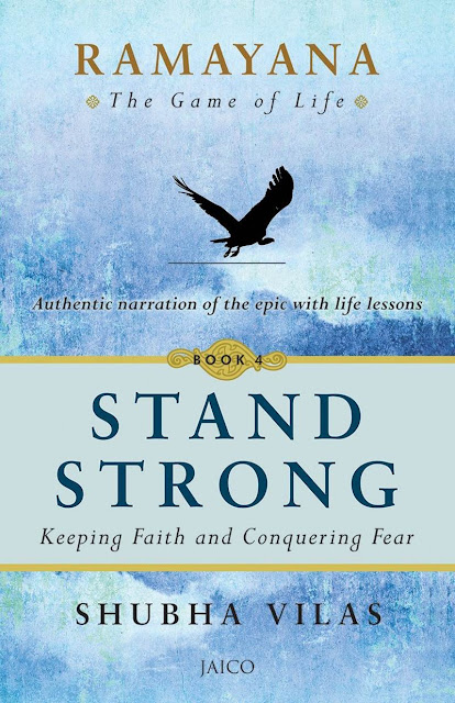 Book review of Stand Strong by Shubha Vilas - www.jyotibabel.com