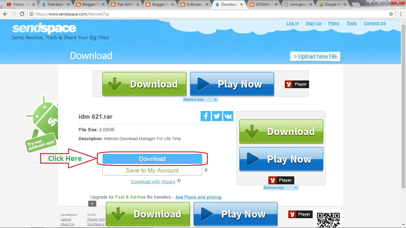 how to register internet download manager for free